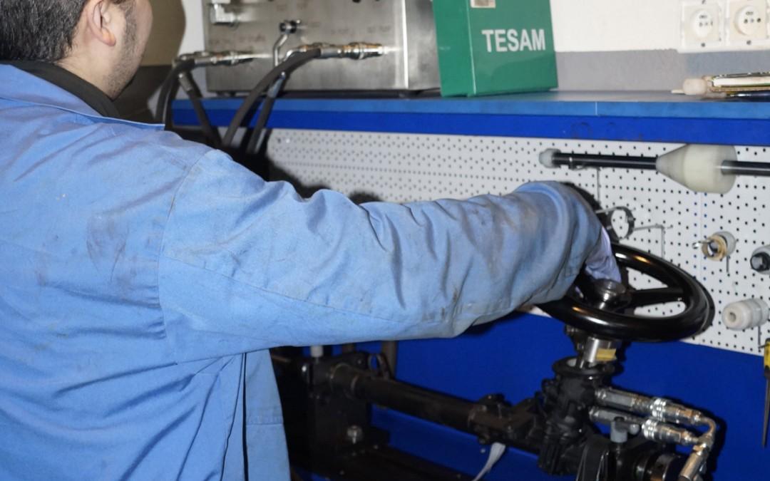 Nasz warsztat zajmuje się profesjonalną regeneracją przekładni kierowniczych